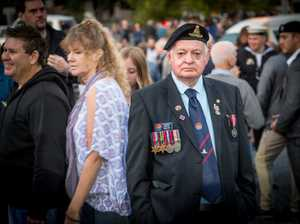 Woolgoolga Anzac Day dawn service 2017 gallery two