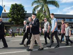 Coffs Anzac Day march 2017 gallery two
