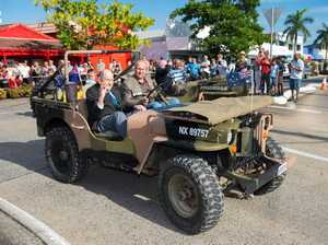 Coffs Anzac Day march 2017 gallery one