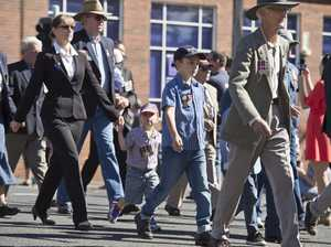 GUIDE: Anzac Day services, road closures in region