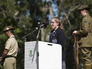 Anzac Day address