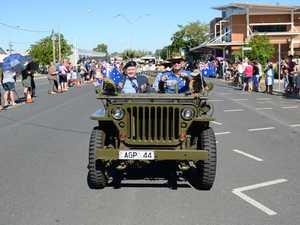 Rockhampton ANZAC Parade