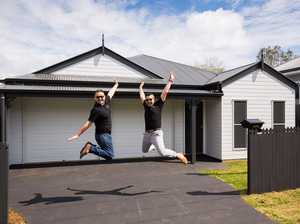 Couple gets rich renovating run-down city homes