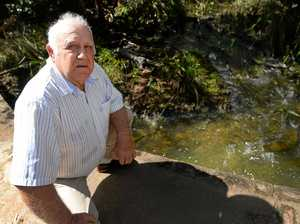 Filthy 'human waste' floods CQ family's property