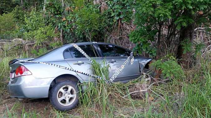 Three teens were lucky to walk away without any serious injuries after they hit a Kangaroo while driving past the Capricorn Resort turn off in February.