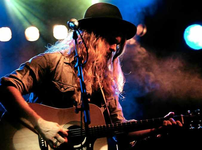 NEXT BIG THING? Tune in to see Glasshouse Mountains folk artist Benjamin James Caldwell on The Voice.