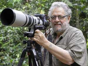 Renowned wildlife photographer headlines photo weekend