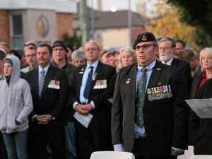 Strong turnout to Stanthorpe's dawn service