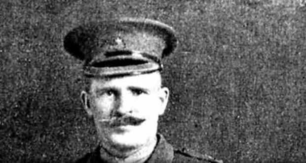 Lieutenant Colonel John Alexander Milne.