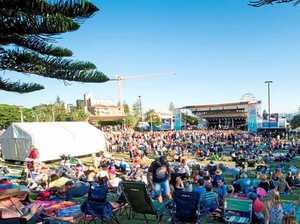 Caloundra Music Festival.