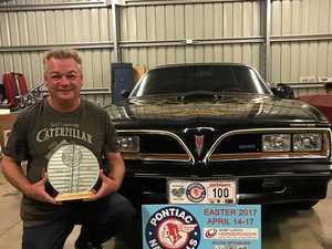 Passion for horsepower: Warwick's champion Pontiac