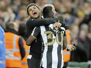 Newcastle joins Brighton in securing promotion to EPL