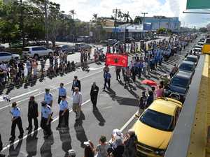 ON THE STREET: What brings people to Mackay's Anzac Day service?