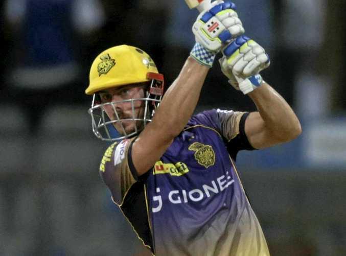 Kolkata Knight Riders batsman Chris Lynn.