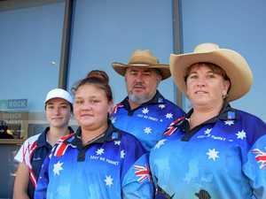 Plenty of Australian pride at Rockhampton Anzac Day Parade