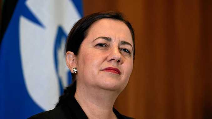 Queensland Premier Annastacia Palaszczuk announced plans to investigate hydro-electricity for Burdekin Falls Dam.