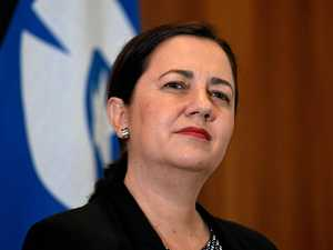 Queensland Premier Annastacia Palaszczuk announced plans to investigate hydro-electricity for Burdekin Falls Dam.