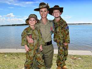 Power of Anzac Day moves veterans young and old