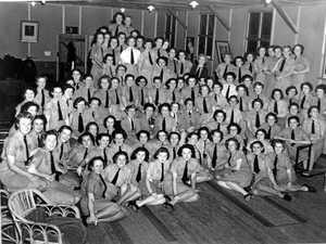 RAAF base has long service history