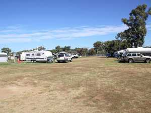 TRAVELLER: A plan to open caravan sites at the Yeppoon Showgrounds has been dropped by the Show Society.