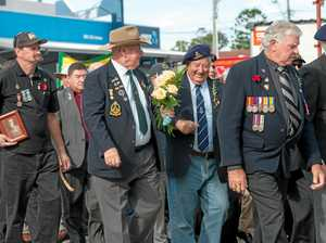 Moments from Anzac Day 2017
