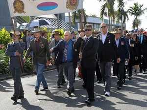 Anzac Day in Mackay