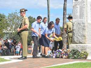 Anzac spirit marches on in Roma