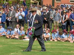 South Grafton Anzac Day service