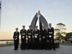 Ballina: Next generation honours military tradition