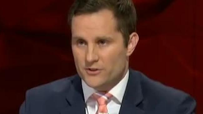 Assistant Minister for Immigration and Border Protection, Alex Hawke