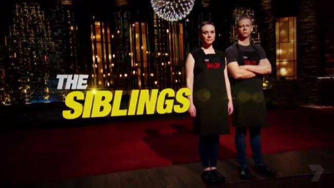 'Siblings' just isn't a menacing word, is it?