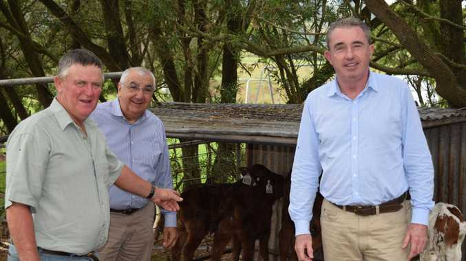 Farmers get category C funding