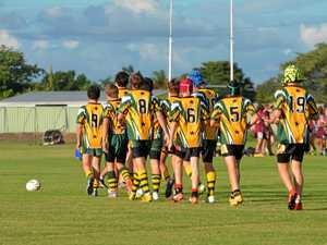Lockyer High's rugby league program in session