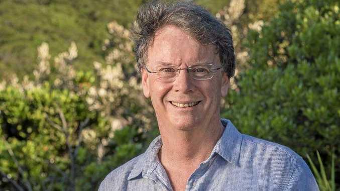 PARENTING ADVICE: Byron Bay author Michael Hawton.