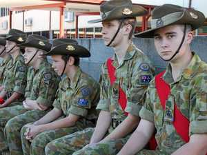 Anzac letters focus of Assumption College service