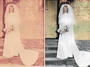 Incredible transformation brings old memories to life