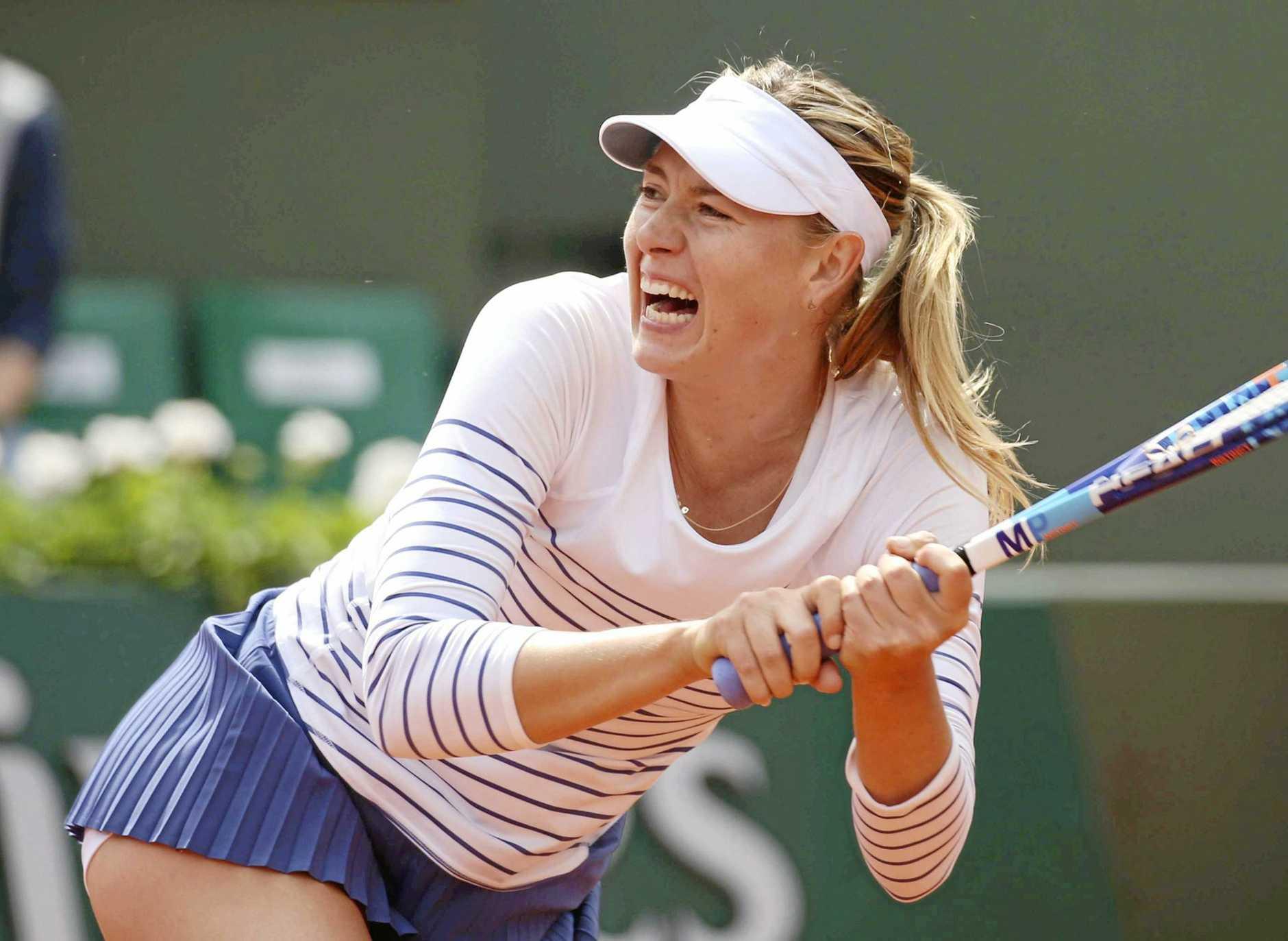 Maria Sharapova will make her long-awaited return to tennis in Stuttgart.