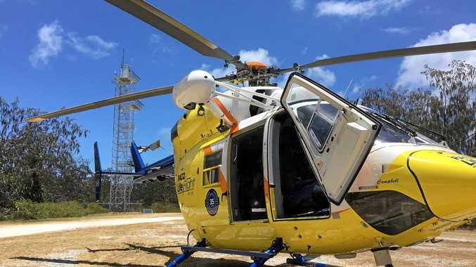 RECORD BREAKING WEEKEND: The RACQ LifeFlight rescue crews have amassed a record number of rescues over the Labour Day long weekend.