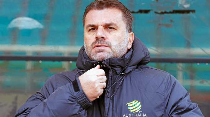 Ange Postecoglou could take a Socceroos team to the Copa America.
