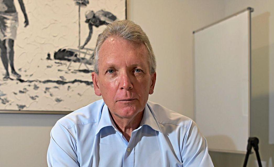 FIGHTING ON: State Member Mark McArdle is battling health concerns.