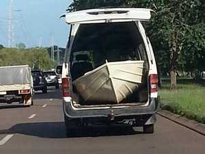 We don't recommend this for boat transport....