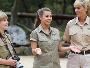 Terri, Bindi and Robert Irwin given overhaul by stylist