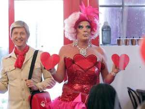 Comedy stars Restart Lismore's Heart