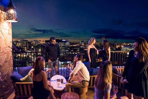 Eleven Rooftop Bar is one to put on your hit list.