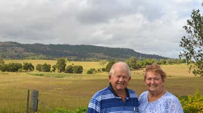 THE KRAUSES: Janet and Rob look forward to celebrating their 45th wedding anniversary this year.