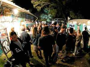 20 gourmet food trucks roll into town this weekend
