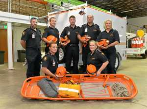 Bundaberg SES crews heading to Townsville