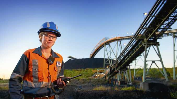 JOBS ON THE RISE: New mining projects are bringing renewed confidence to CQ mining industry.