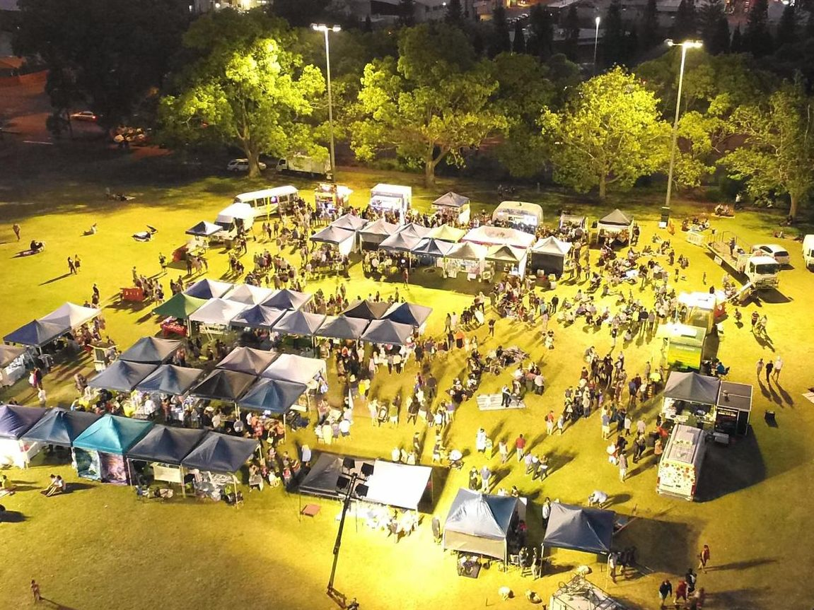 FUN EVENT: The Original Mix is hosting a market called Bites and Beats which will feature about 50 stalls, live music and food in Queens Park, similar to an event called the Festive Twilight Markets held last year.