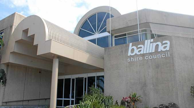 Ballina Shire Council chamberPhoto Graham Broadhead / Ballina Shire Advocate